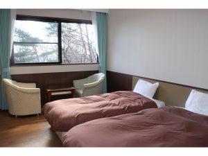 伏楽の館那須湯本店のペットと泊まれる部屋