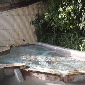 八勝園湯元館の天然温泉