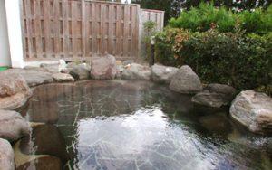 ホテルフォレスタの天然温泉
