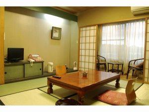 かご岩温泉旅のペットと泊まれる部屋