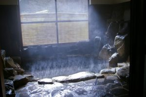 くるみ温泉&キャンプの天然温泉