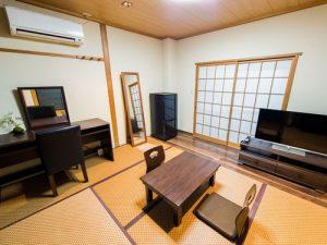 リブマックスリゾート鬼怒川のペットと泊まれる部屋