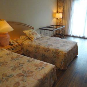 メダリオン・ベルグラビアリゾートのぺットと泊まれる部屋