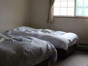 ゆ宿おさんぽ日和のぺットと泊まれる部屋