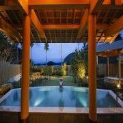 ホテル季の座の天然温泉
