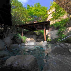 紅葉館別館 わん泊亭の天然温泉