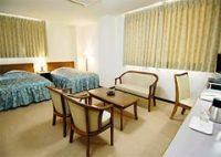 ホテルウェリィスミヨシのペットと泊まれる部屋