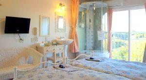 オステルリーアヴァンソワのペットと泊まれる部屋