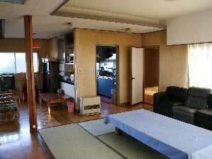 真鶴ボートハウスのペットと泊まれる部屋