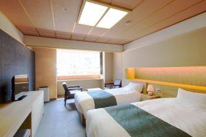 コレドール湯河原Dog&Resortのペットと泊まれる部屋