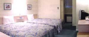 ファミリーロッジ旅籠屋・水戸大洗店のペットと泊まれる部屋