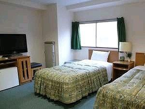 ビジネスホテルバンのペットと泊まれる部屋