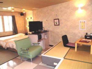 ユーティリティホテルクーのペットと泊まれる部屋