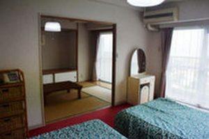 グランドヴィュー・一宮のペットと泊まれる部屋