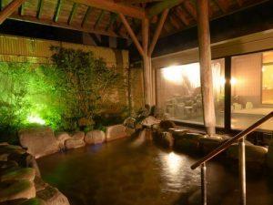 コニファーいわびつの天然温泉