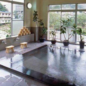 おやど松葉屋の天然温泉