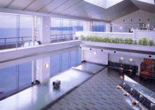 勝浦ホテル三日月の天然温泉