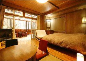 地酒の宿中村屋のペットと泊まれる部屋