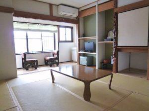 蓮沼シーサイドイン小川荘のペットと泊まれる部屋