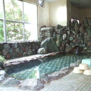 鬼石観光ホテルの天然温泉