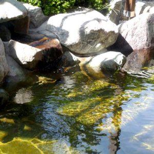 レーサムゴルフ&スパリゾートの天然温泉