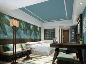 シェラトングランデトーキョーベイホテルのペットと泊まれる部屋