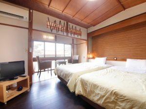 愛犬と楽しむ宿しぶごえ館山のペットと泊まれる部屋