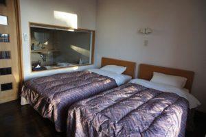 PRペンション館山ドッグワールドのペットと泊まれる部屋