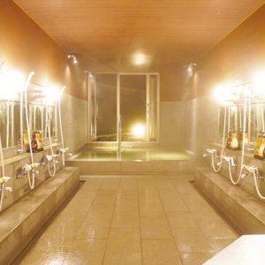 ホテルアベスト白馬リゾートの天然温泉