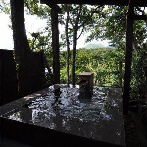 愛犬お宿伊豆高原の天然温泉
