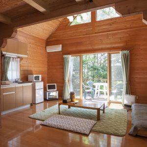 信州愛和の森ホテルのぺットと泊まれる部屋