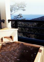 プチホテルアニマーレプレミアムの天然温泉