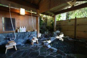 あさりのお宿の天然温泉