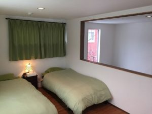 オーベルジュブーズアネックスのペットと泊まれる部屋