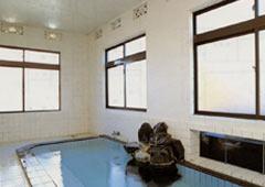 ゑびすや旅館の天然温泉