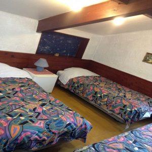 ペンション絵日記のペットと泊まれる部屋
