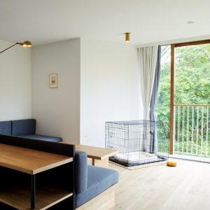 箱根リトリートfore(フォーレ)のペットと泊まれる部屋