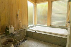 貸別荘フレッチアの天然温泉