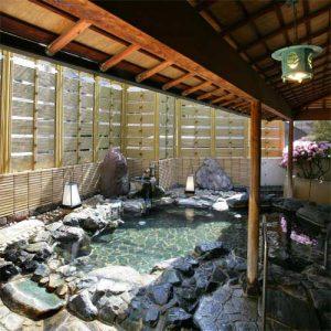 古屋旅館の天然温泉
