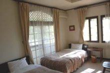 プチホテルガレリアのペットと泊まれる部屋