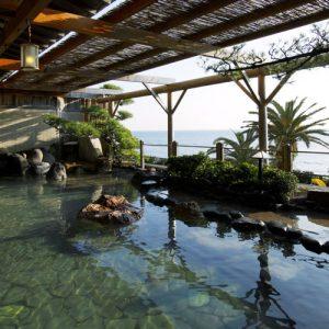 稲取銀水荘の天然温泉