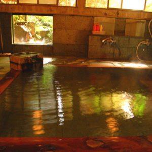 白雲楼旅館の天然温泉