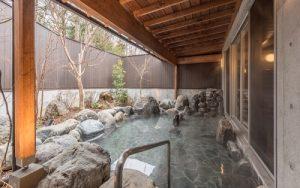 ホテル凛香富士山中湖リゾートの天然温泉