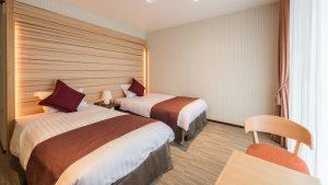 ホテル凛香富士山中湖リゾートのペットと泊まれる部屋