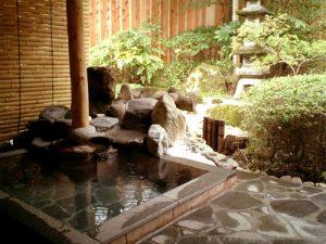 仙石高原大箱根一の湯の天然温泉