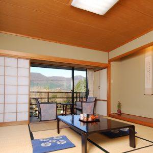 仙石高原大箱根一の湯のペットと泊まれる部屋
