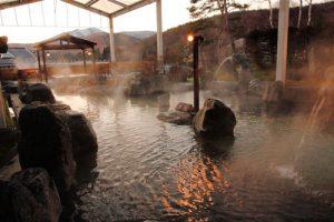 白樺リゾート池の平ホテルの天然温泉