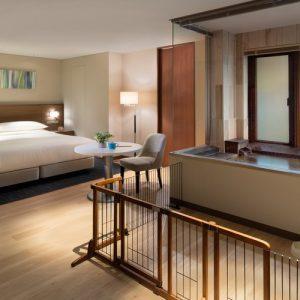 軽井沢マリオットホテルのぺットと泊まれる部屋