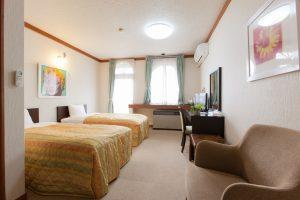 ロッジ・キースプリング八ヶ岳のペットと泊まれる部屋