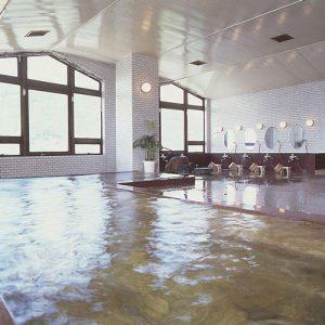 ホテル古柏園の天然温泉